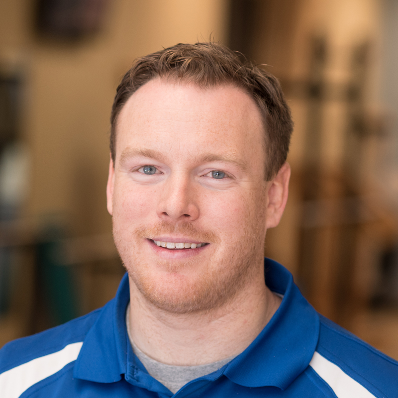 Dr. Brad Czaszynski, PT, DPT