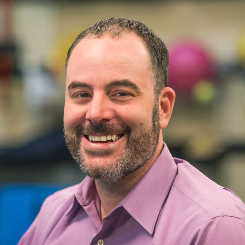 East Windsor Physical Therapist, Steve Zaffarese