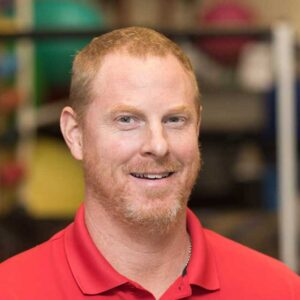 Timothy Van Dyke, East Windsor Physical Therapist