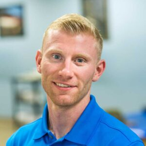 Manchester Physical Therapist, Joe Feaster