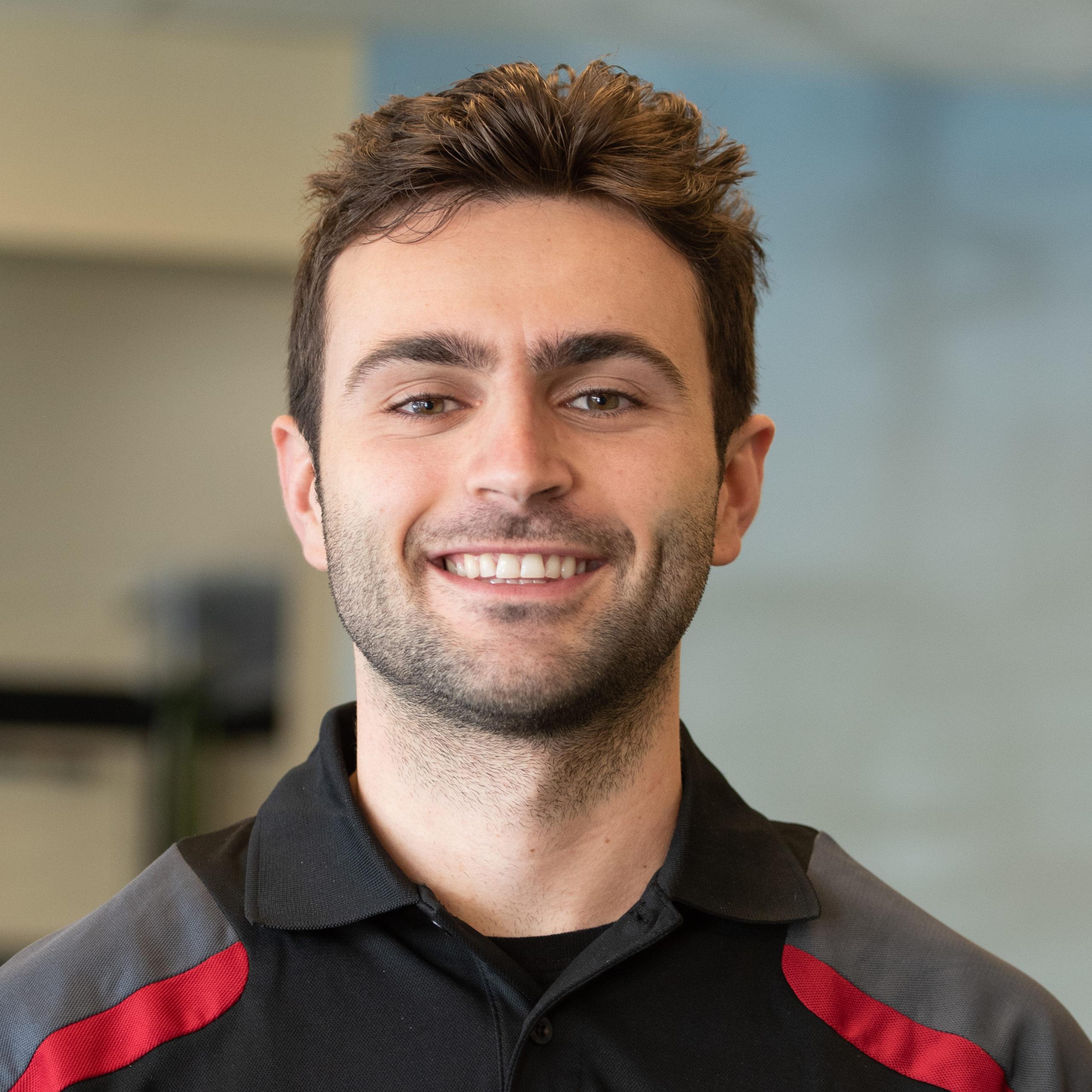 Josh Pacifico, PT, DPT