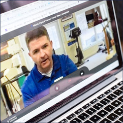 Telehealth Appointments with Atlantic PT Center through Atlantic PT Direct