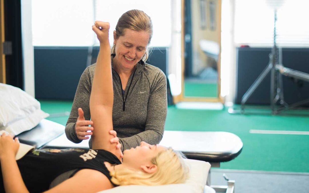 Addressing Common Musculoskeletal Issues in Young Athletes